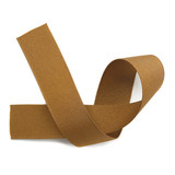 Coffee Grosgrain Ribbon