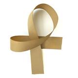 Khaki Grosgrain Ribbon