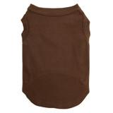 Brown Pet T-Shirt Blank