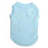 Baby Blue Pet T-Shirt Blank