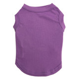 Purple Pet T-Shirt Blank