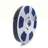 Navy Blue Glitter Velvet - 11 yard roll