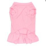 Baby Pink Dog Dress