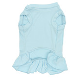 Baby Blue Dog Dress