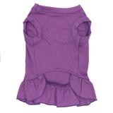 Purple Dog Dress