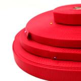 wholesale red nylon webbing