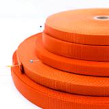 wholesale orange nylon webbing