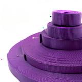 wholesale purple nylon webbing