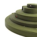 wholesale army green nylon webbing