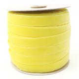 Wholesale Light Yellow Velvet Ribbon Spool Such Good Supply