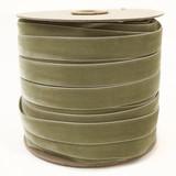 Wholesale Light Sage - Khaki Velvet Ribbon Spool Such Good Supply