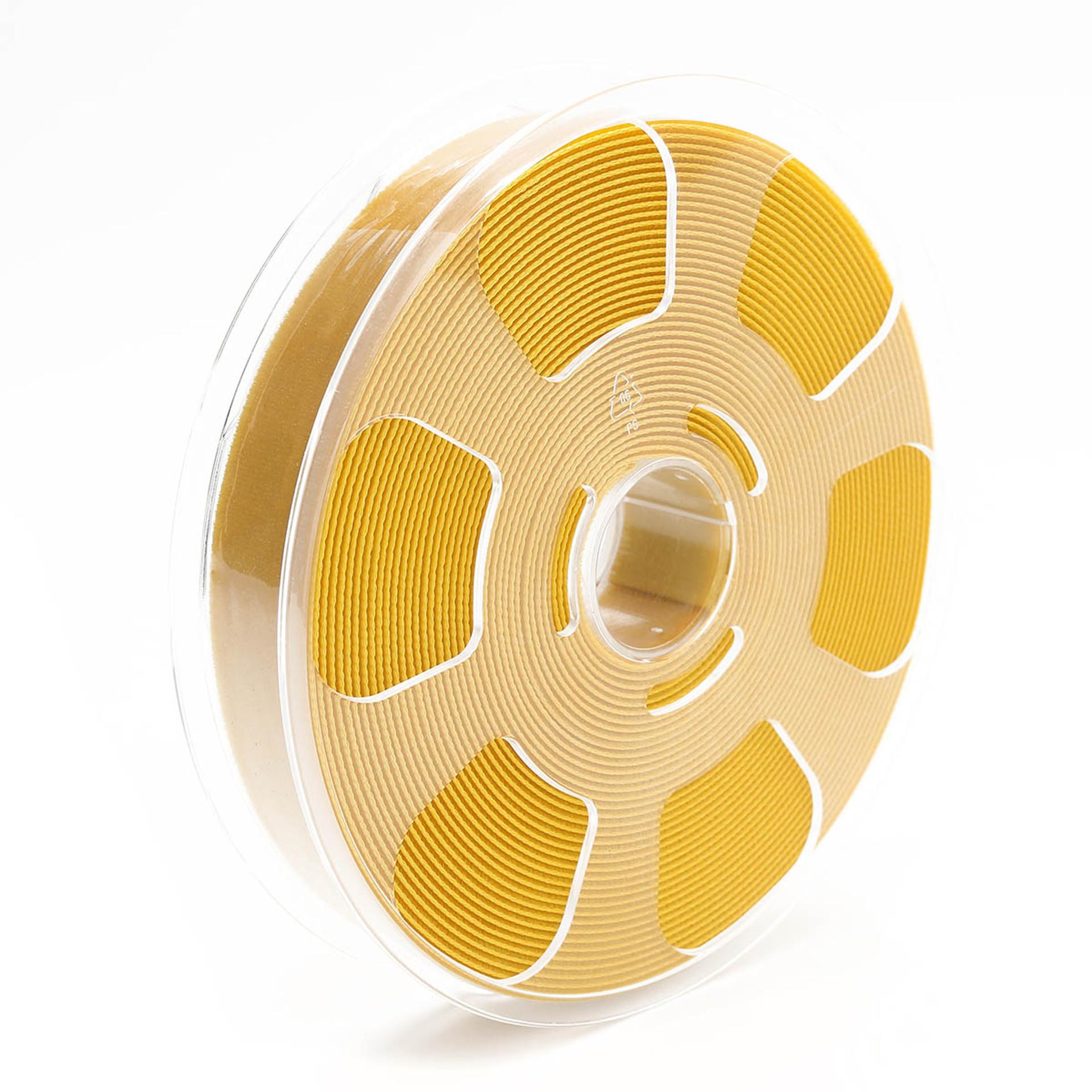 Gold Velvet Ribbon Roll (11yds)