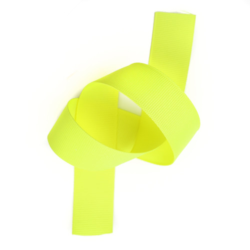 Neon Yellow Grosgrain Ribbon berwick offray grosgrain ribbon
