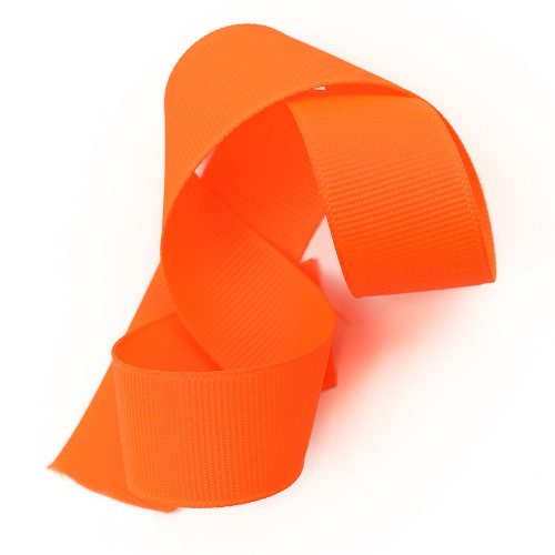Neon Orange Grosgrain Ribbon berwick offray grosgrain ribbon
