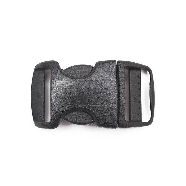 ITW nexus 3/4 inch contoured side release buckle