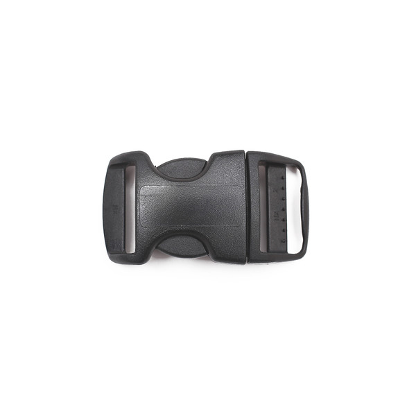 ITW nexus 5/8 inch contoured side release buckle