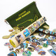 National Park Junior Ranger Badges Display Banner / Enamel Pin & Patch Organizer