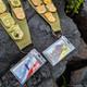 National Park Junior Ranger Badges Display Lanyard / Enamel Pin & Patch Organizer