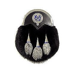 Masonic Dress Sporran Blue