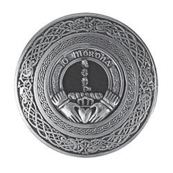 Circular Clan Crest Buckle