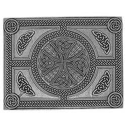 Celtic Cross Buckle