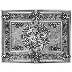 Celtic Horse 1 Buckle
