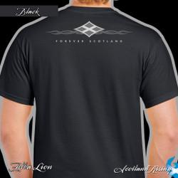 Alba Lion T-shirt_Black