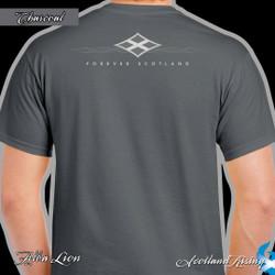 Alba Lion T-shirt_Charcoal
