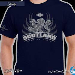 Alba Lion T-shirt_Navy