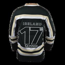 Cream Hockey Jersey
