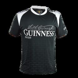 Black Soccer Top