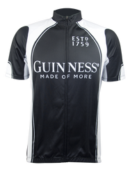Guinness Full Zip Cycling Jersey