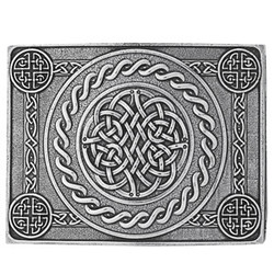 Celtic Knot 4 Dome Buckle