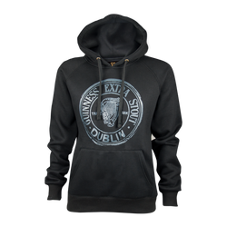 Black hoodie with POCKET Jersey