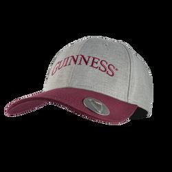 Maroon bottle opener hat