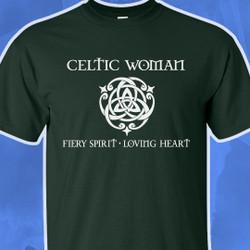 CelticWomanFiery T-Shirt