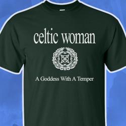 Celtic WomanTemper T-Shirt
