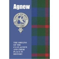 AGNEW CLAN BOOK