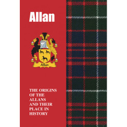 ALLAN CLAN BOOK