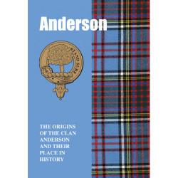 ANDERSON CLAN BOOK