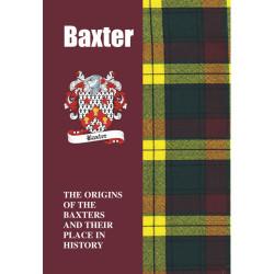 BAXTER CLAN BOOK