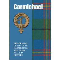 CARMICHAEL CLAN BOOK