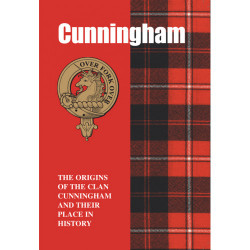 CUNNINGHAM CLAN BOOK