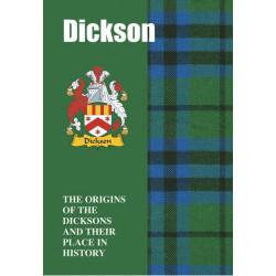 DICKSON CLAN BOOK
