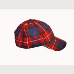 Baseball Cap - All Tartan