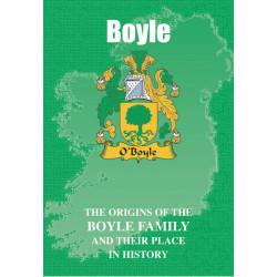 BOYLE CLAN BOOK