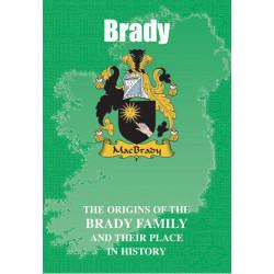 BRADY CLAN BOOK