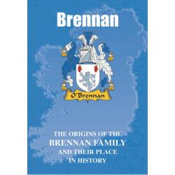 BRENNAN CLAN BOOK