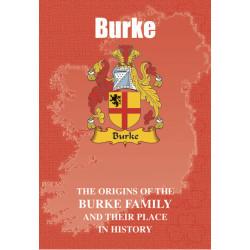 BURKE CLAN BOOK