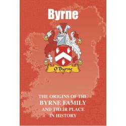 BYRNE CLAN BOOK